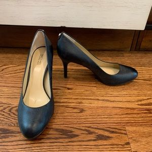 Michael Kors Black Pump Size 8